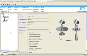 FieldCare-DTM-FMR-Diag